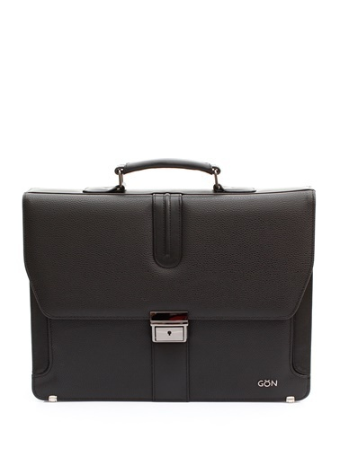 G.Ö.N. Laptop /Evrak Çantası Siyah